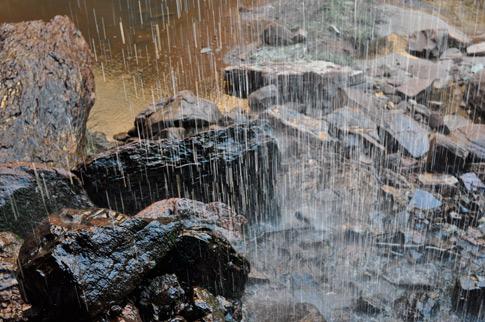 Emerald Pools waterfalls